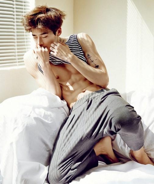 Lee Jong Suk sexy