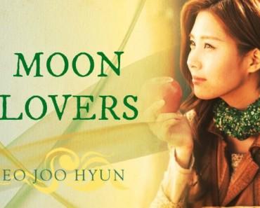 Seohyun moon lover