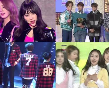 actuaciones de seoul music award 2016