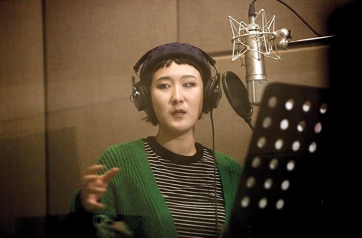 Sunwoo Junga con Jung Yong Hwa