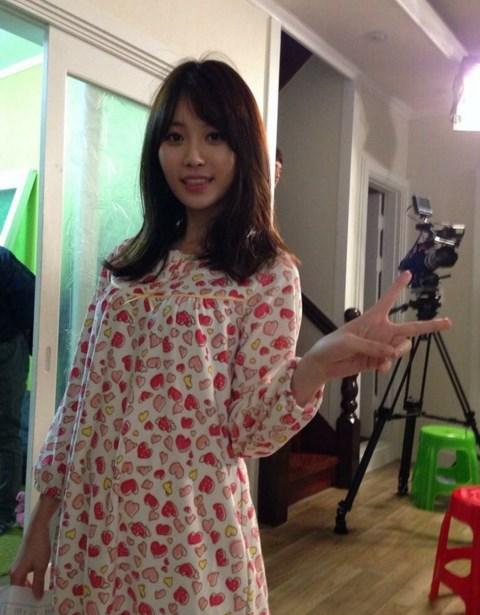 Yura en pijamas