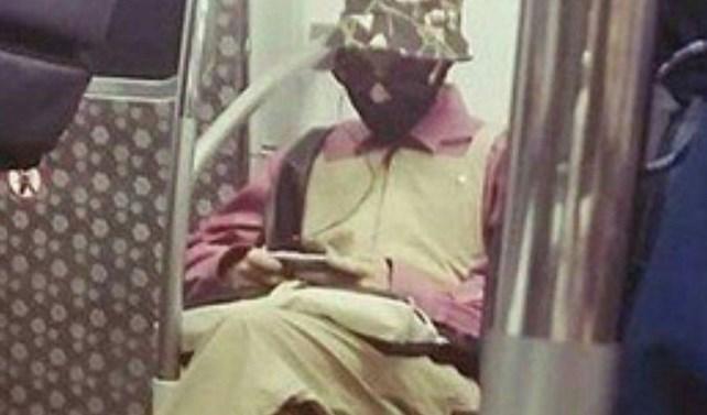 gdragon en metro