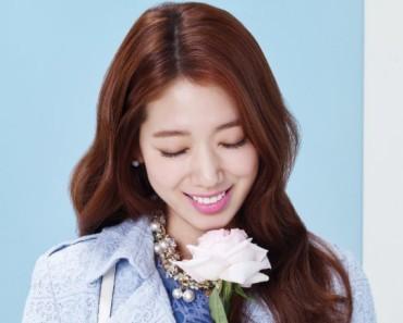 Park SHin Hye modelo de roem