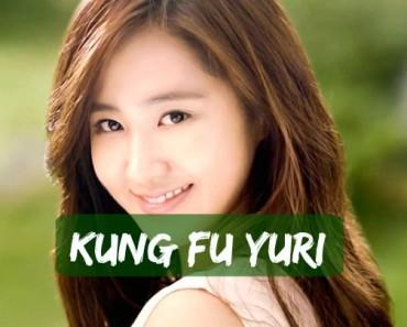 Kung fu yuri