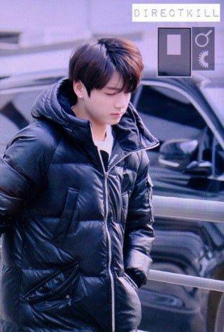 jungkook de BTS guapo