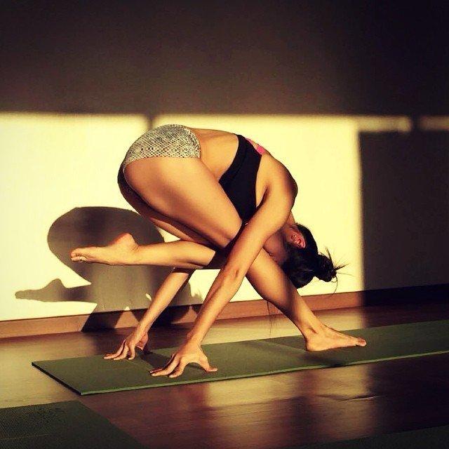 movimiento yoga bonito