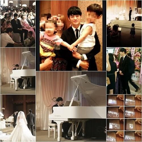 la boda de la hermana de seo in guk