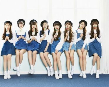 oh my girl portada