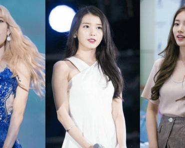 3 referentes femeninos coreanos