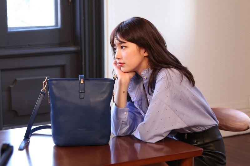 Suzy la referente en corea