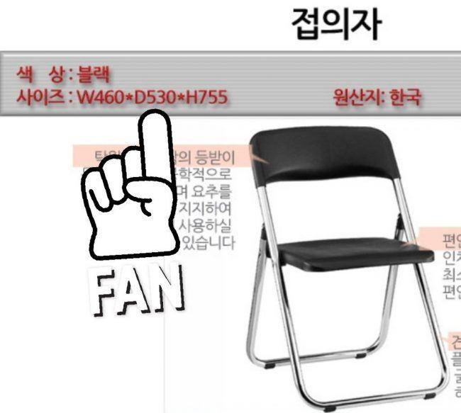 silla donde se sentó Jin