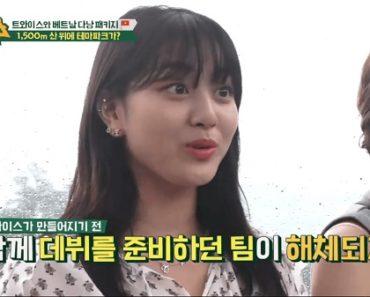 Jihyo confesión