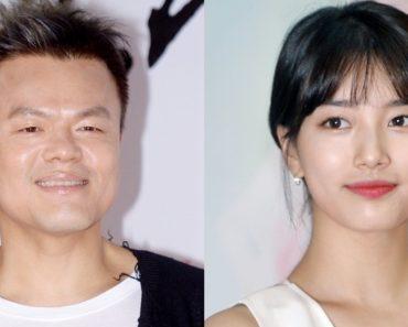 Park Jinyoung y Suzy
